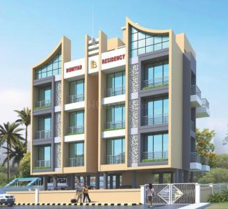 Gallery Cover Image of 580 Sq.ft 1 BHK Apartment for buy in Buniyad Residency, Neral for 2100000