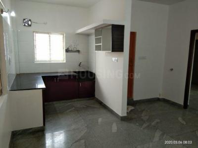 Gallery Cover Image of 600 Sq.ft 1 BHK Independent Floor for rent in Battarahalli for 8000