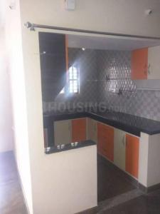 Gallery Cover Image of 1300 Sq.ft 3 BHK Independent Floor for rent in Kasba for 25000