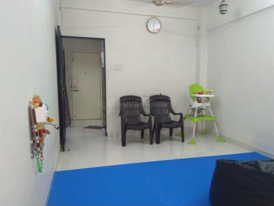 Gallery Cover Image of 545 Sq.ft 1 BHK Apartment for buy in Vrindavan Society, Thane West for 7800000
