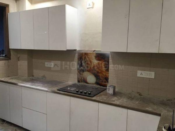 Kitchen Image of 1450 Sq.ft 3 BHK Independent House for buy in Green Field Colony for 6000000