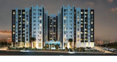 Gallery Cover Image of 2379 Sq.ft 4 BHK Apartment for buy in Signum Cloud 9, Mominpore for 16000000