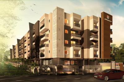 Gallery Cover Image of 1328 Sq.ft 3 BHK Apartment for buy in DSMAX SANGAM, Krishnarajapura for 5000000
