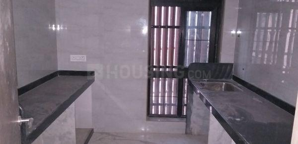 Kitchen Image of 700 Sq.ft 1 BHK Apartment for rent in Tardeo for 90000