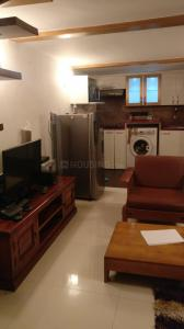 Gallery Cover Image of 550 Sq.ft 1 BHK Villa for rent in Bandra West for 75000