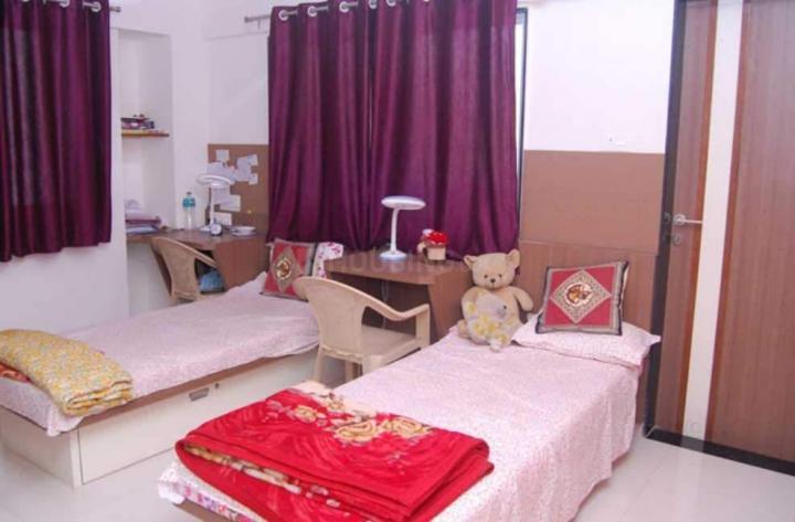 बेललंदूर में जेपी कंफर्ट्स जैंट्स पीजी में बेडरूम की तस्वीर