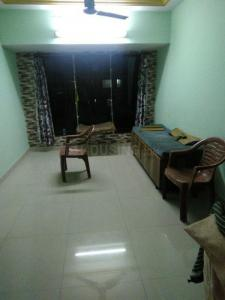 Gallery Cover Image of 600 Sq.ft 1 BHK Apartment for rent in Nerul for 17500