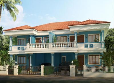 Gallery Cover Image of 1742 Sq.ft 4 BHK Villa for buy in Salcete for 8856000