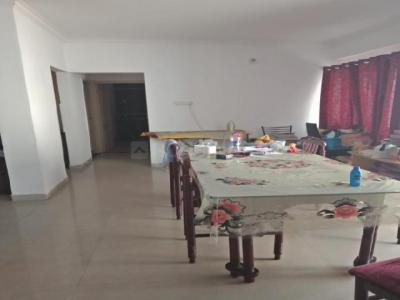 Gallery Cover Image of 1750 Sq.ft 3 BHK Apartment for rent in Visalakshi Housing Rajatha Greens, Nagavara for 30000