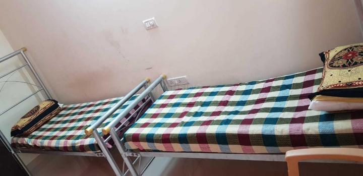 कोरमनगाला में जोस पीजी में बेडरूम की तस्वीर