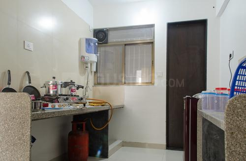 Kitchen Image of F1003 Wisdom Park in Pimpri
