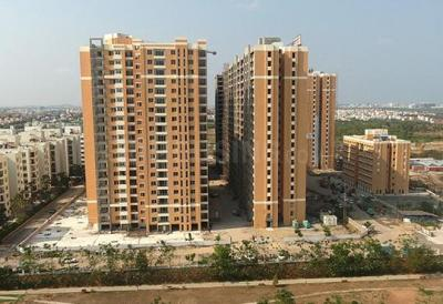Gallery Cover Image of 656 Sq.ft 1 BHK Apartment for buy in Ozone Greens, Medavakkam for 3225000