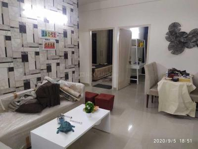 Gallery Cover Image of 757 Sq.ft 3 BHK Independent House for rent in S3 Green Avenue, Sector 85 for 15000