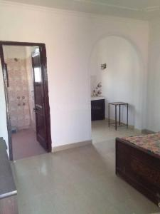 Gallery Cover Image of 350 Sq.ft 1 RK Independent Floor for rent in Malviya Nagar for 13000