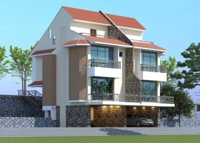 Gallery Cover Image of 1380 Sq.ft 2 BHK Villa for buy in Ekveera Shimmer Ocean Pearl, Bhayandar West for 21100000