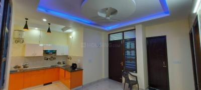 Kitchen Image of 1000 Sq.ft 2 BHK Apartment for buy in Majra for 3800000