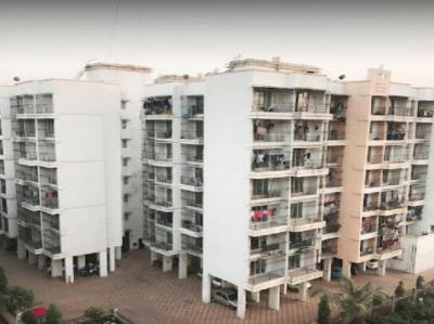 Gallery Cover Image of 1050 Sq.ft 2 BHK Apartment for buy in Moreshwar Heritage, Ulwe for 8200000