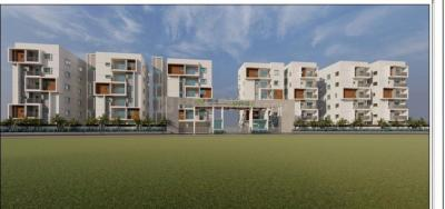 Gallery Cover Image of 1266 Sq.ft 2 BHK Apartment for buy in Tellapur for 6500000