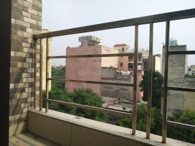Balcony Image of Girls PG in Chhattarpur