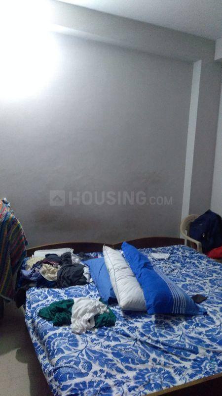 Bedroom Image of 300 Sq.ft 1 RK Independent Floor for rent in Sector 17 for 8000
