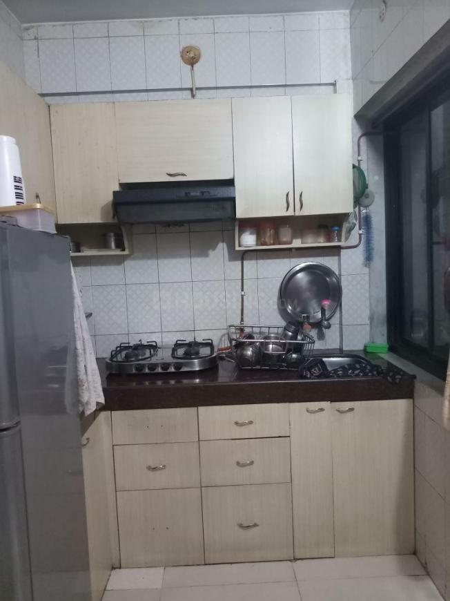 Kitchen Image of 2200 Sq.ft 4 BHK Independent House for buy in Seawoods for 22500000