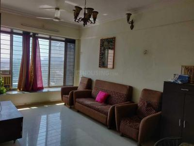 Gallery Cover Image of 1275 Sq.ft 3 BHK Apartment for rent in Rajesh Raj Legacy II, Vikhroli West for 55000