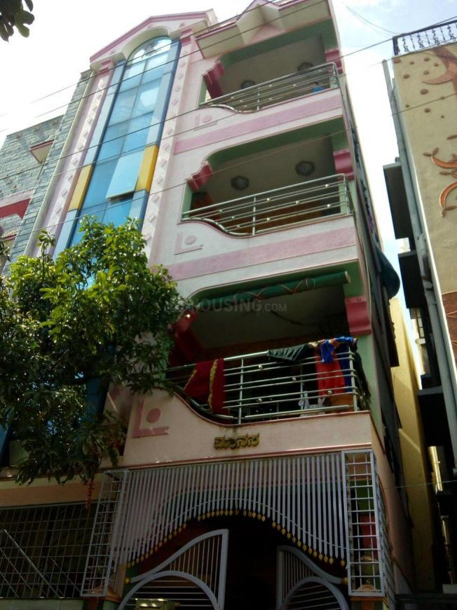 Building Image of 1200 Sq.ft 3 BHK Independent House for rent in Basavanagudi for 20000