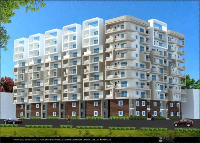 Gallery Cover Image of 1522 Sq.ft 3 BHK Apartment for buy in Kompally for 5707500