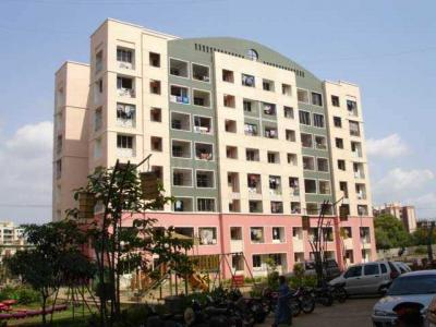 Gallery Cover Image of 585 Sq.ft 1 BHK Apartment for buy in Swastik Residency, Thane West for 5600000