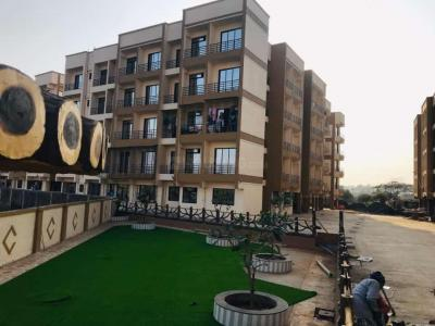 Gallery Cover Image of 425 Sq.ft 1 RK Apartment for buy in Aashray Aanand, Ambernath East for 1750000