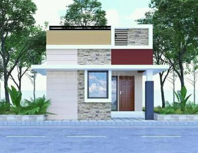 Gallery Cover Image of 900 Sq.ft 2 BHK Independent House for buy in Ondipudur for 2500000