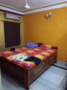 Gallery Cover Image of 800 Sq.ft 2 BHK Independent Floor for rent in Tiljala for 15000