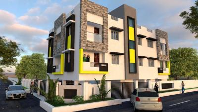 Gallery Cover Image of 954 Sq.ft 2 BHK Apartment for buy in Adambakkam for 8300000