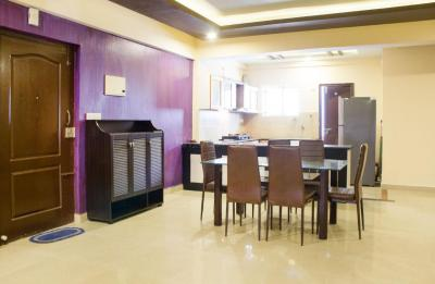 Dining Room Image of 3 Bhk In Keerthi Signature in Krishnarajapura