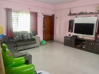 Gallery Cover Image of 1200 Sq.ft 2 BHK Apartment for rent in BM Developers Serenity, HSR Layout for 25000