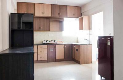 Kitchen Image of 3 Bhk In Gladiola Gardenia in Thanisandra