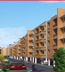 Gallery Cover Image of 943 Sq.ft 2 BHK Apartment for buy in Pallikaranai for 4800000