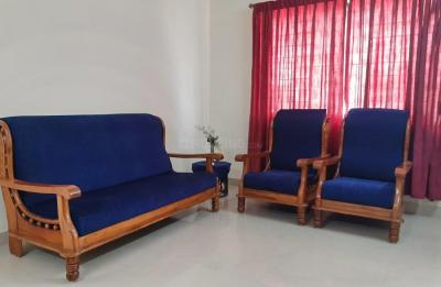 Gallery Cover Image of 1500 Sq.ft 3 BHK Apartment for rent in Kasavanahalli for 50000