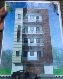 Gallery Cover Image of 451 Sq.ft 1 BHK Independent House for buy in Sector 105 for 3400000
