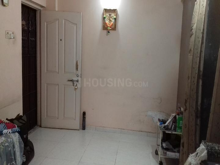 Bedroom Image of 650 Sq.ft 1 BHK Apartment for rent in Kharghar for 12000