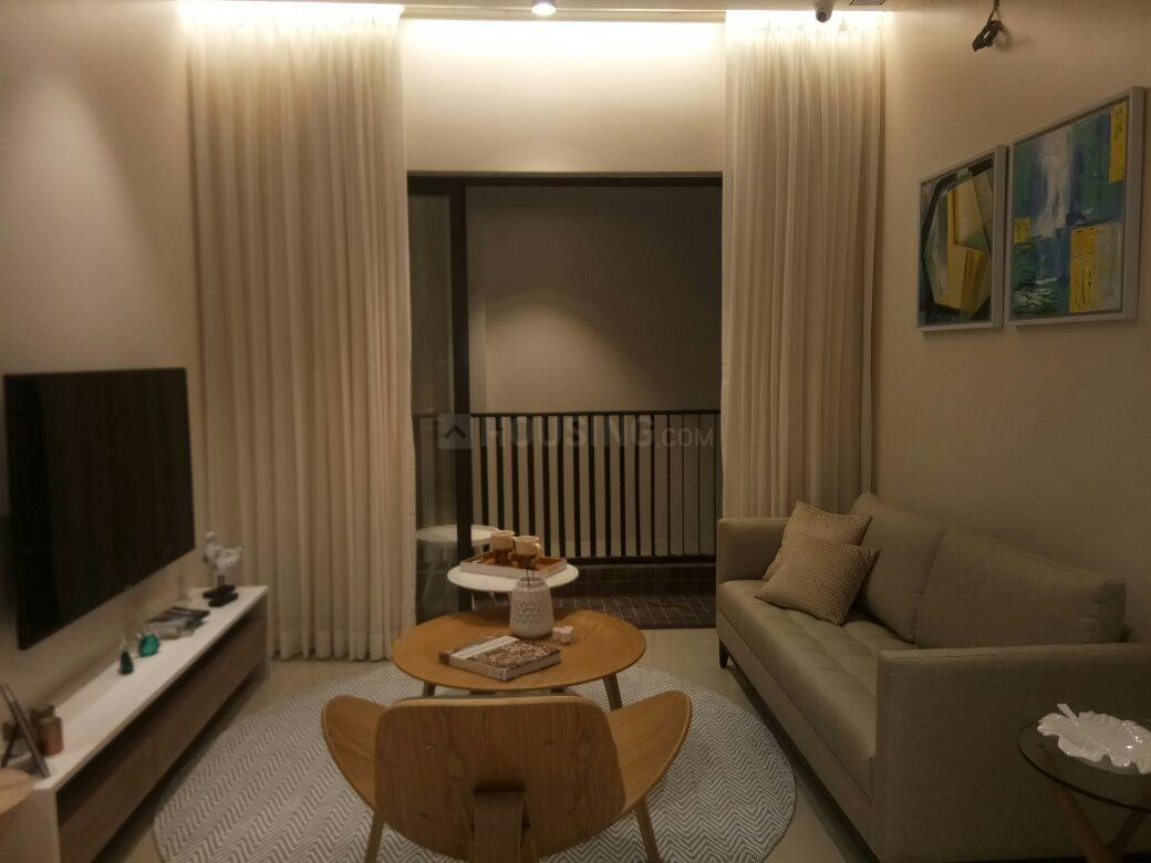 Living Room Image of 650 Sq.ft 1 BHK Apartment for rent in Virar West for 8000