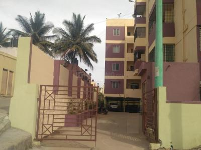 Gallery Cover Image of 1400 Sq.ft 3 BHK Apartment for rent in ACAS Apoorva Dew Drops, Anjanapura Township for 13000