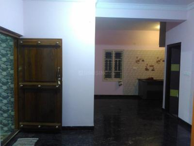 Gallery Cover Image of 600 Sq.ft 1 BHK Independent Floor for rent in Nagarbhavi for 7250