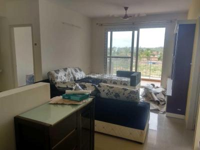 Gallery Cover Image of 1290 Sq.ft 2 BHK Apartment for rent in Saroj Harmony, Halasahalli for 25000