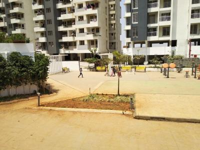 Gallery Cover Image of 650 Sq.ft 1 BHK Apartment for rent in Calyx Vanalika, Pirangut for 8000