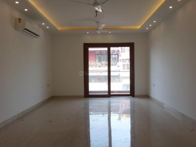 Gallery Cover Image of 2350 Sq.ft 3 BHK Apartment for rent in E Block RWA Greater Kailash 1, Greater Kailash I for 75000