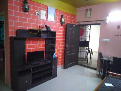Gallery Cover Image of 1280 Sq.ft 2 BHK Apartment for rent in Manjeera Diamond Towers, Nallagandla for 19000