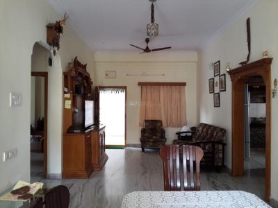 Gallery Cover Image of 1700 Sq.ft 3 BHK Apartment for rent in Himayath Nagar for 35000