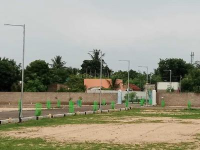 Gallery Cover Image of  Sq.ft Residential Plot for buy in Thirunindravur for 936000