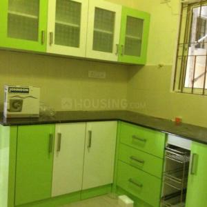 Gallery Cover Image of 725 Sq.ft 2 BHK Apartment for rent in Jalahalli West for 8500